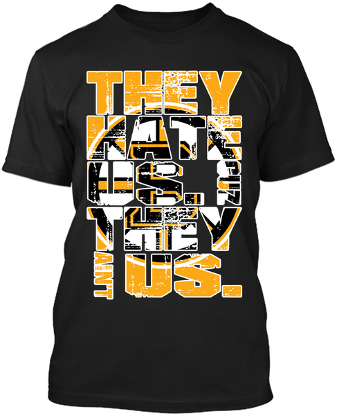 They Hate Us Boston Bruins