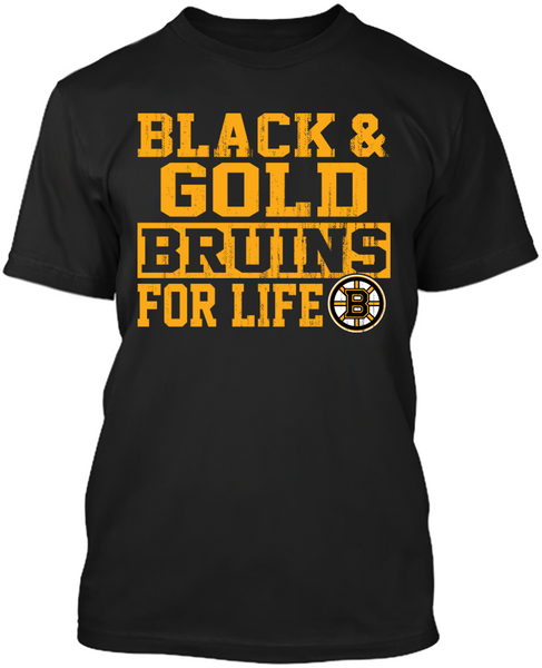 Boston Bruins For Life