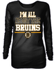 I'm All About The Boston Bruins