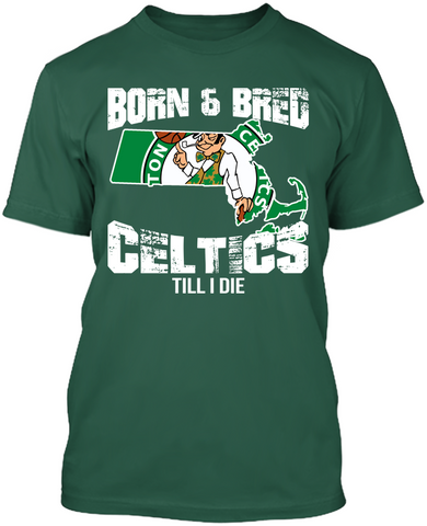 Boston Celtics - Born & Bred