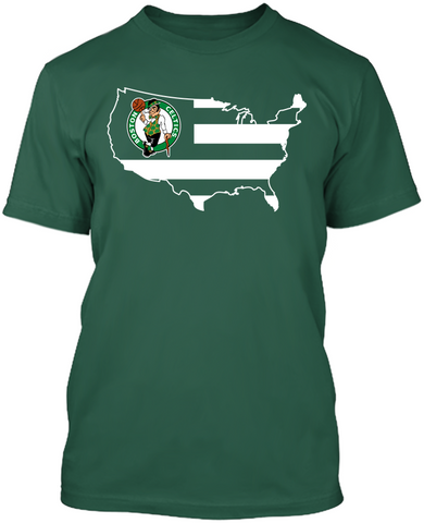 Boston Celtics - Broad Stripes