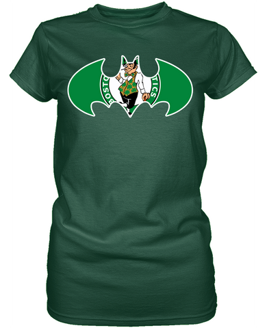 Batman - Boston Celtics