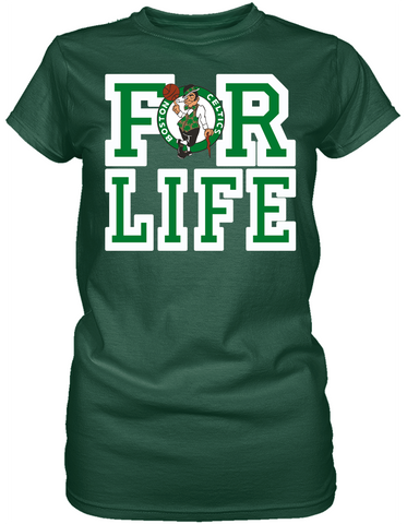 Boston Celtics - For Life