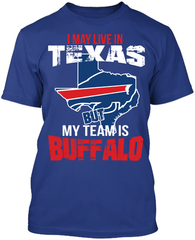Buffalo Bills -  Texas