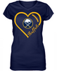 Buffalo Sabre Heart