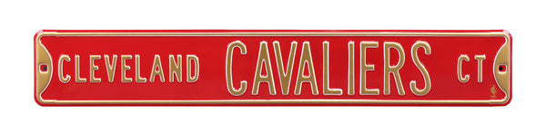 Cleveland Cavaliers CT Sign