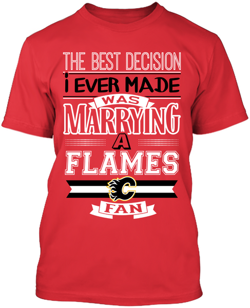 Calgary Flames Best Decision