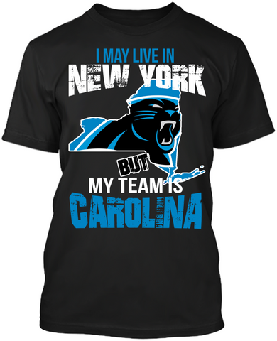 Carolina Panthers - New York