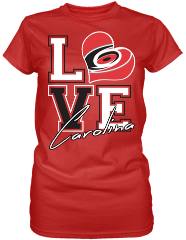 Love Carolina Hurricanes