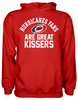 Carolina Hurricanes Are Great Kissers