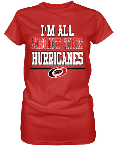 I'm All About The Carolina Hurricanes
