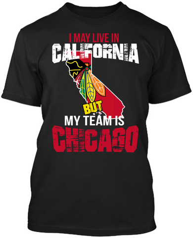 Chicago Blackhawks - California