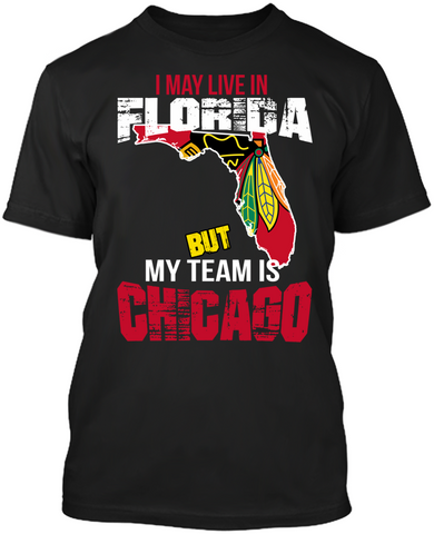 Chicago Blackhawks - Florida