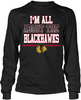 I'm All About The Chicago Blackhawks