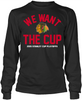 Chicago Blackhawks We Want The Cup 2015