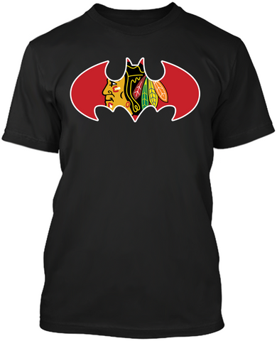 Batman - Chicago Blackhawks