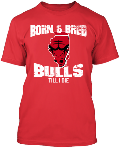 Chicago Bulls - Born & Bred