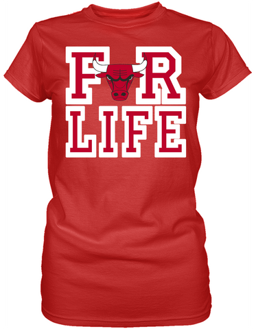 Chicago Bulls - For Life