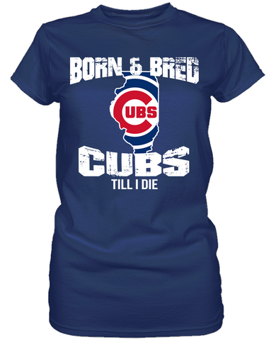 Chicago Cubs - Born & Bred