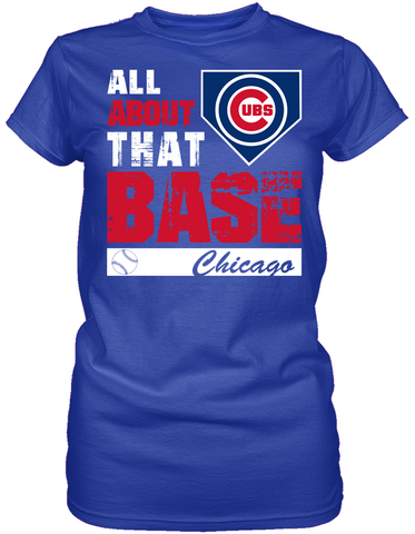 Chicago Cubs - All About That Base