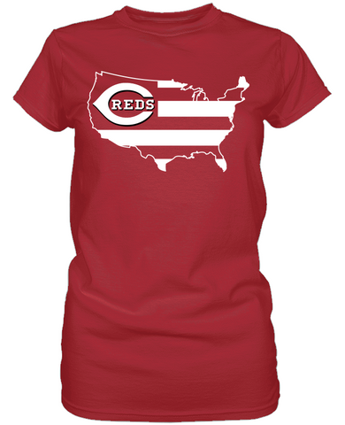 Cincinnati Reds - Broad Stripes