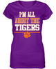 I'm All About The - Clemson Tigers