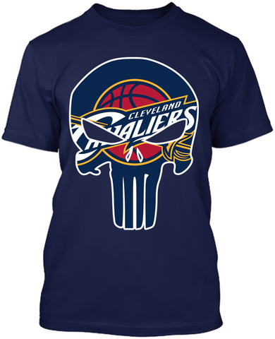 Cleveland Cavaliers Punisher