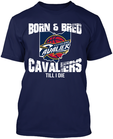 Cleveland Cavaliers - Born & Bred