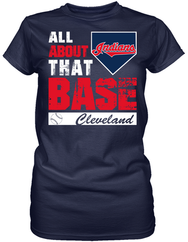Cleveland Indians - All About That Base