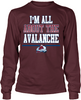 I'm All About The Colorado Avalanche