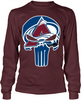 Colorado Avalanche Punisher