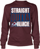 Straight Outta Colorado Avalanche