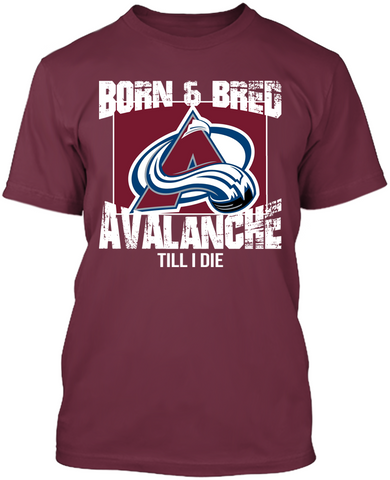 Colorado Avalanche - Born & Bred