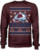 Colorado Avalanche Holiday Sweater
