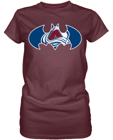 Batman - Colorado Avalanche