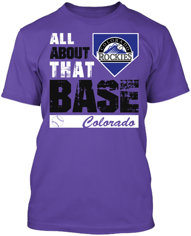 Colorado Rockies - All About That Base