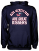 Columbus Blue Jackets Are Great Kissers