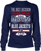 Columbus Blue Jackets Best Decision
