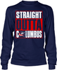 Straight Outta Columbus Blue Jackets