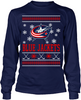 Columbus Blue Jackets Holiday Sweater