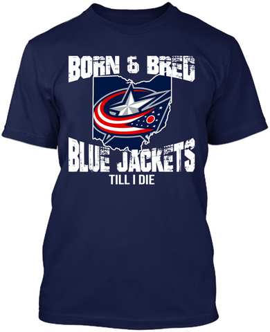 Columbus Blue Jackets - Born & Bred
