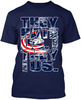 They Hate Us Columbus Blue Jackets