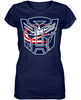 Columbus Blue Jackets Transformer