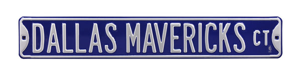Dallas Mavericks CT Sign