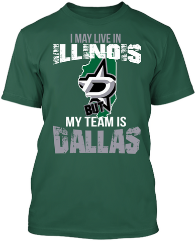 Dallas Stars - Illinois