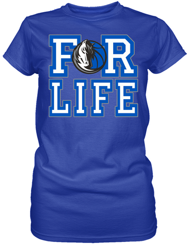 Dallas Mavericks - For Life