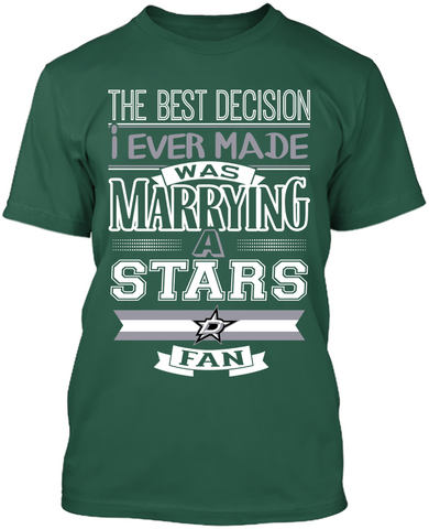 Dallas Star Best Decision