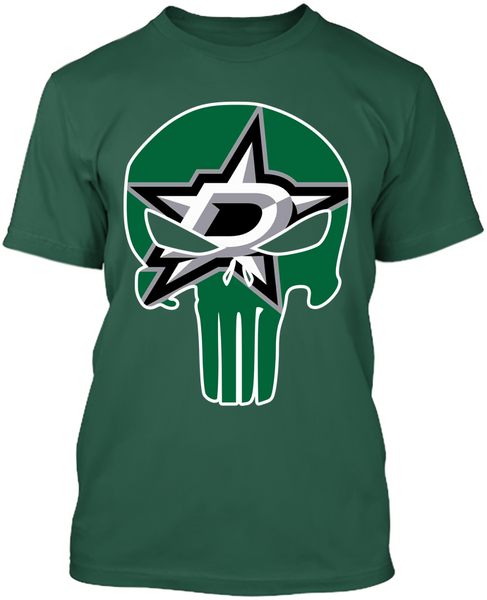 Dallas Stars Punisher
