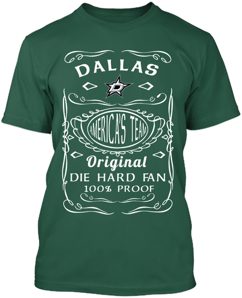 Dallas Stars Die Hard Fan