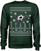 Dallas Stars Holiday Sweater